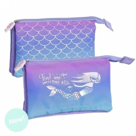 Mermaid School Backpack Set