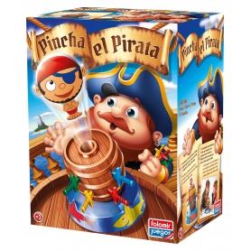 Clique no pirata