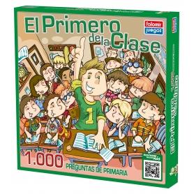 Jogo de Tabuleiro O Primeiro da Classe