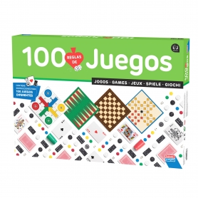100 jogos reunidos