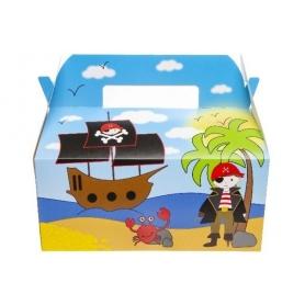 Caixa de piratas