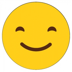 Autocolante de Emoticon
