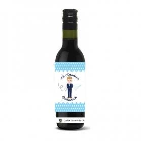 Presente de vinho original