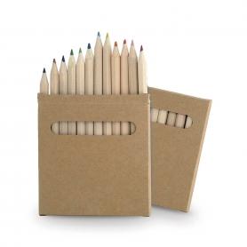 Caixa de lápis de meninos