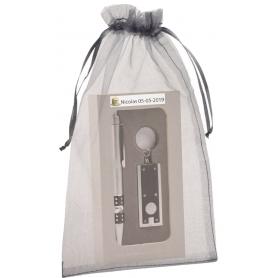 Caneta lanterna comunhão e conjunto de chaves