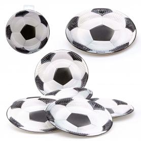 Pack de placas de futebol