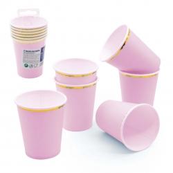 Pacote de copos-de-rosa