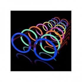 Óculos de luz hippie