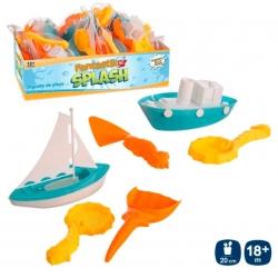 Navio de brinquedo