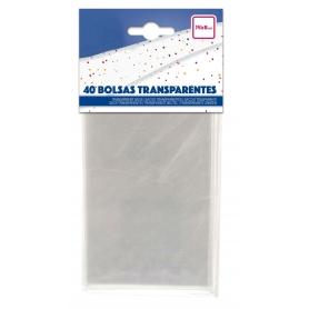 Embalar sacos transparentes