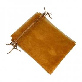 Bolsa de Chocolate 13 x 17 Organza