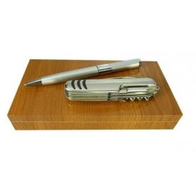 Caneta Canivete Set