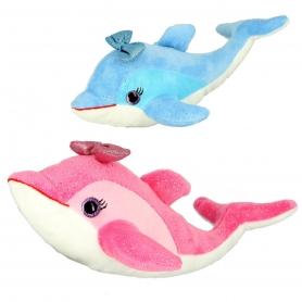 Golfinhos empalhados