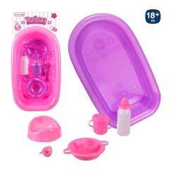 Acessórios de banho de brinquedo