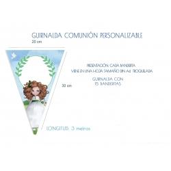 Coroa de primeira comunhão