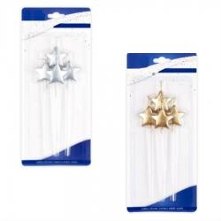 Pacote de velas Star