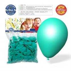 Balão turquesa