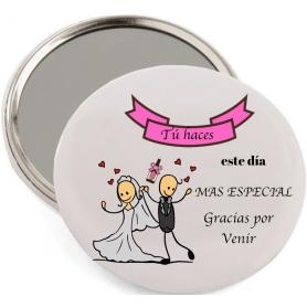 Espelhos de casamento
