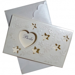 Convites de casamento originais