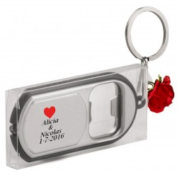 Porta-chaves Openers Wedding Outlet