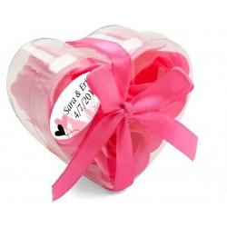 Presente de casamento rosas