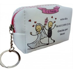 Bolsa de casamento original