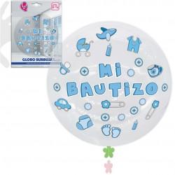 Balões decoração pacote de batismo