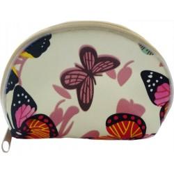 Monedero mariposa