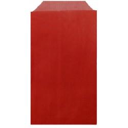 Envelope Kraft vermelho