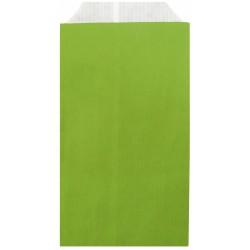 Envelope de papel kraft verde