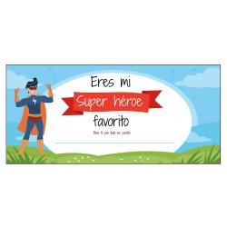 Cartão de Dia dos Pais