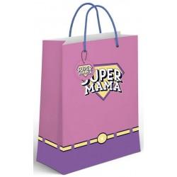 Bolsa Super Mom para apresentar presentes