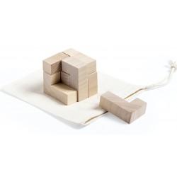 Jogo de habilidade em madeira com bolsa de apresentação