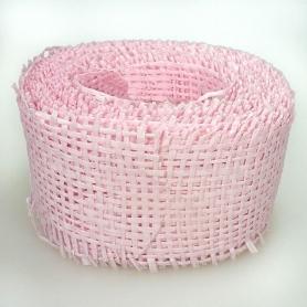 Fita de grade rosa