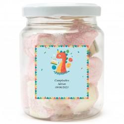 Cloud Jar personalizado para aniversário