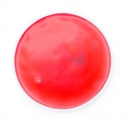 Parche Calor Kison Color Rojo