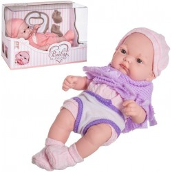 Boneca linda recém-nascida