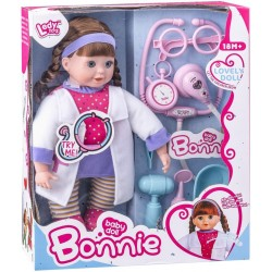 Bonnie Doctor Bonnie com som e acessórios