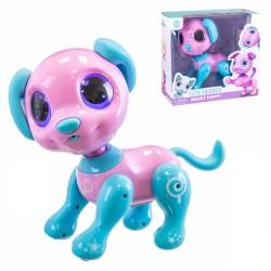 Brinquedo de cão robô de estimação para crianças