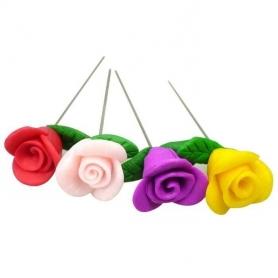 Rosas Casamento Pins