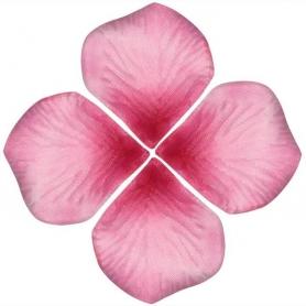 Pétalas de flores artificiais