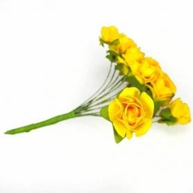 Decorações De Flores De Papel