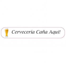 Cerveja Autocolantes