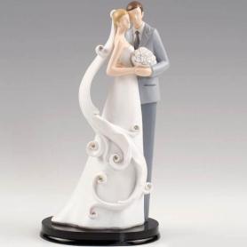 Figuras para o bolo de casamento