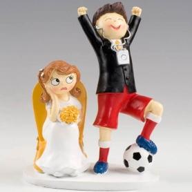 Figura dos Namorados de Futebol