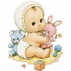 Adesivos de bebê