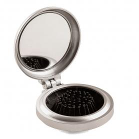 Espelho com escova