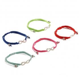 Cheap pulseiras de infinito