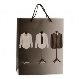 Grande sacola elegante