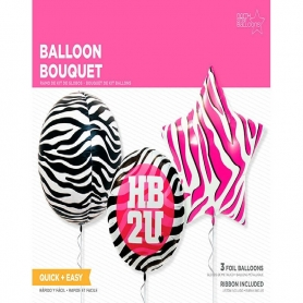 Pacote De Balões De Aniversário
